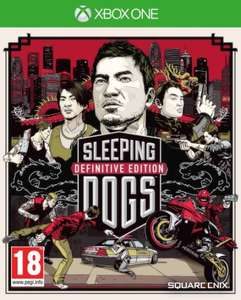 Sleeping Dogs: Definitive Special Edition (Xbox One) (AT-PEGI) für 10,89€ inkl. VSK (Gameware)