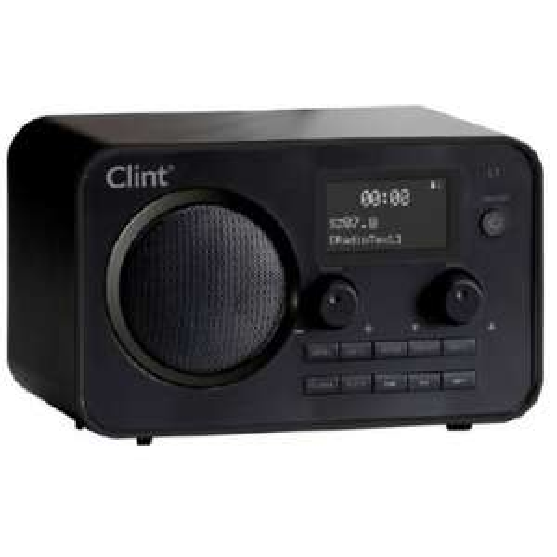 CLINT L1 DAB+ Radio mit Bluetooth für 89,99€ statt 111,21€