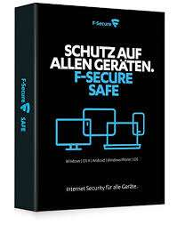 [PC, Mac, Android, iOS, Windows Phone] F-Secure SAFE für 6 Monate kostenlos