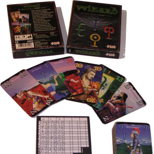 Wizard (Amigo 6900) Kartenspiel für 6,89€ inkl. VSK