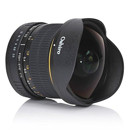 [amazon] tatsuhiro 8mm f3,5 Fisheye Objektiv für Canon und Nikon (158Euro)