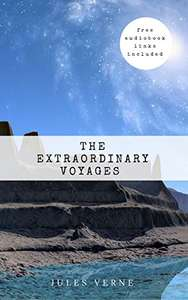 Jules Verne: The Extraordinary Voyages Collection (54 eBooks) gratis (Amazon)