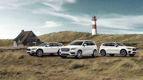 Bis zu 3h nagelneue Volvo auf Sylt fahren (03.07.-03.09.17)