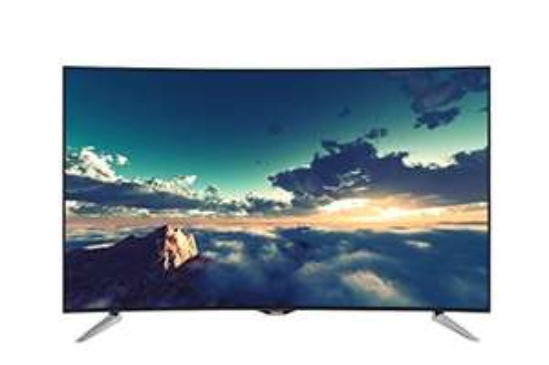 "Panasonic Viera TX-55CRW434 55"" Curved TV Amazon.de"