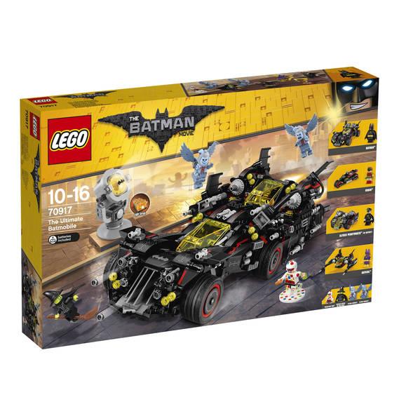 Lego - Das ultimative Batmobil 70917 für Paybackkunden