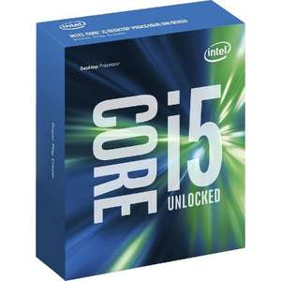Intel Core i5-6600K, 4x 3.50GHz, boxed CPU ohne Kühler  [Tonerdiscount.de]