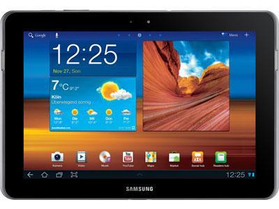 Samsung Galaxy Tab 10.1N 3G + WiFi 16 GB soft-black (P7501)