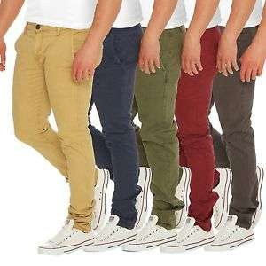 eBay WoW des Tages - SOLID - Chino Stretch Hose in vielen Farben - 30% Ersparnis