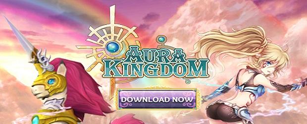 Aura Kingdom Gift Pack Giveaway