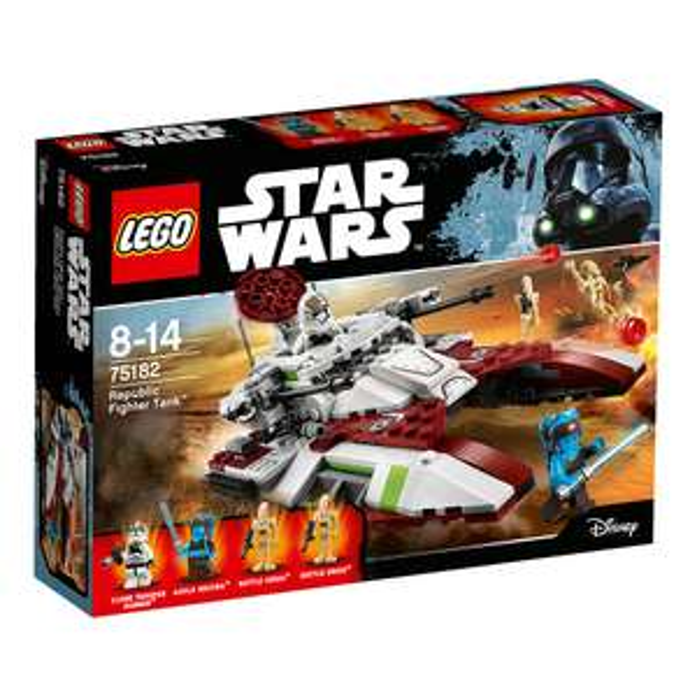 LEGO 75182 Republic Fighter Tank bei ToysRUs
