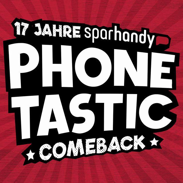 Sparhandy Phonetastic Comeback 2017 - Samsung Galaxy S8 (Plus) zu Knallerpreisen (z.B. VF Young L S8 Plus 47 € oder Blau XL S8 17 €) + zusätzlich 120 € Gutschein für Gear S3