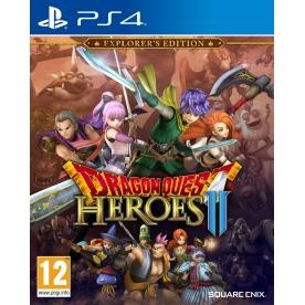 Dragon Quest Heroes II Explorer's Edition (PS4) für 33,33€ inkl. VSK (Shop4DE)