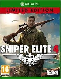 Sniper Elite 4 Limited Edition (PS4 & Xbox One) für je 37,95€ inkl. VSK (Game UK)