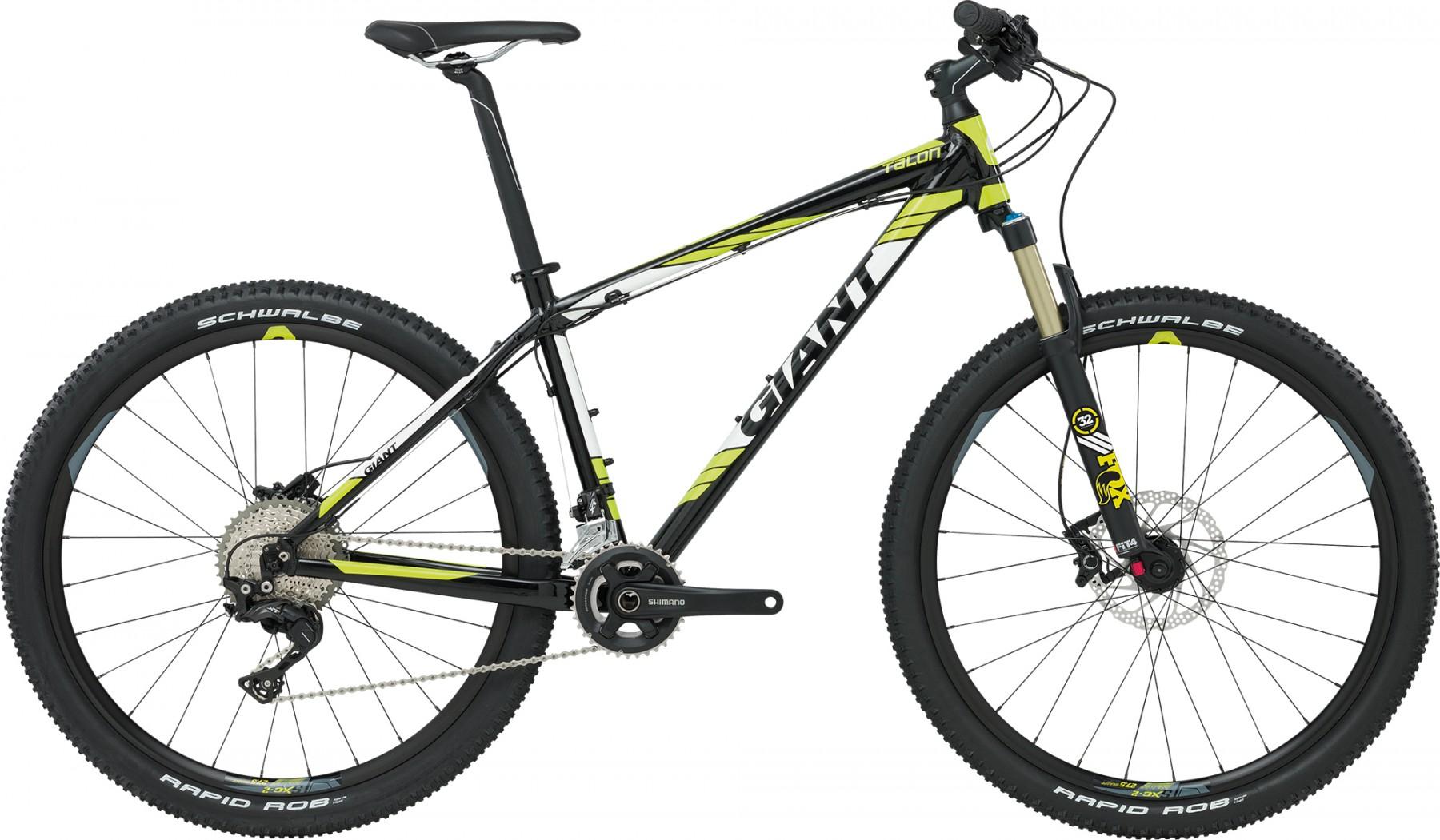 Giant Talon RC LTD - Hardtail Mountainbike mit guter Federgabel