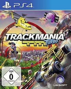 [AMAZON.de excl. Prime] Trackmania Turbo PS4 für 15,17€