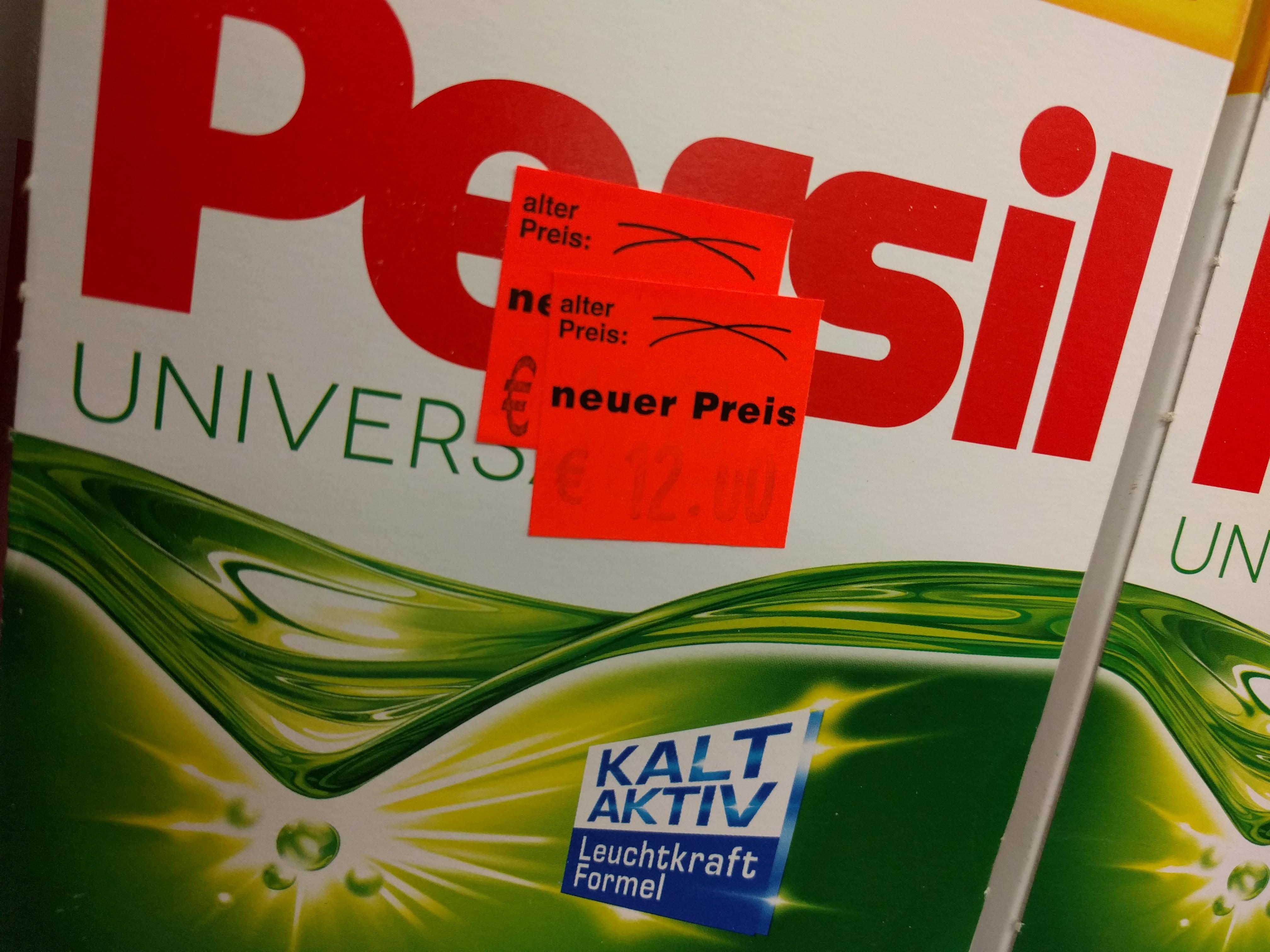 [Flensburg / Penny, Tilsiter Str. 2-4] 100 WL PERSIL Universal- oder Colorwaschmittel