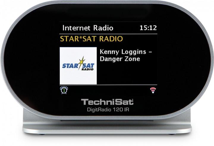 TechniSat DIGITRADIO 120 DAB+/UKW/Internetradio Empfangsteil mit Multiroom-Streaming und Spotify Connect