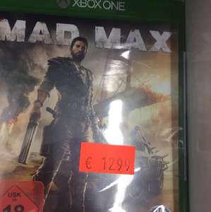 Lokal Saturn Hamburg:  Xbox One Spiele in Angebot