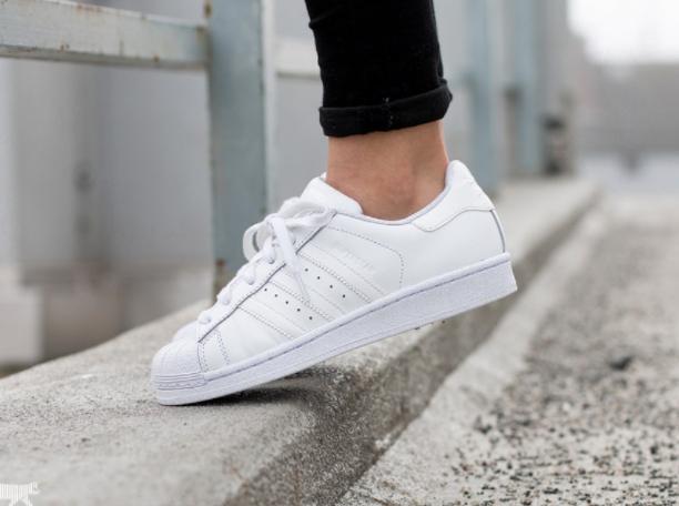 adidas Originals Superstar Foundation Sneaker (37-46) für 49,99€ statt ca. 66€ @Outlet46