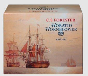 """[amazon.co.uk] ~50% -- dt. Gesamtausgabe """"Horatio Hornblower"""" (Hist. Roman-Klassiker)"""