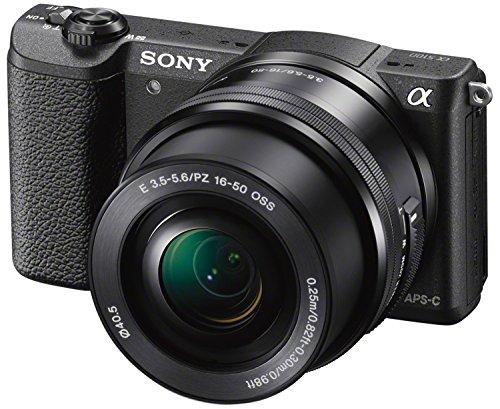[Amazon.de] Blitzangebot: Sony Alpha 5100  inkl. SEL-P1650 schwarz