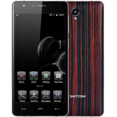 Gearbest HOMTOM HT5 4G Smartphone für 62,29€ mit Band 20