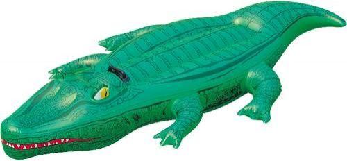 """Bestway Schwimmtier """"Crocodile"""", 203 x 117 cm für 5,37€ Real ( Abholung im Markt ) !"""