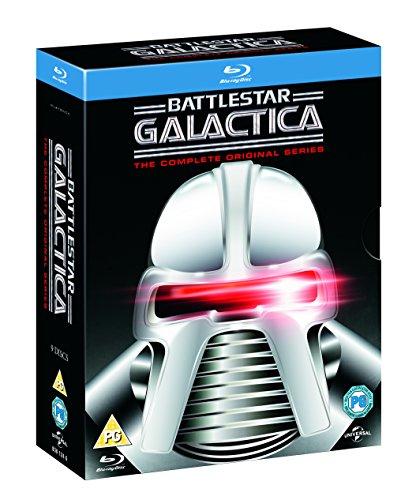 [Amazon.co.uk] Battlestar Galactica - Complete Collection - Bluray - nur Oton