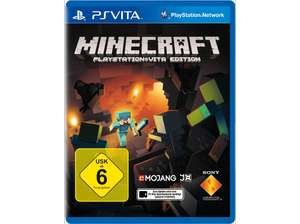 [Saturn.de] Minecraft (Playstation Vita) ab 6,66€