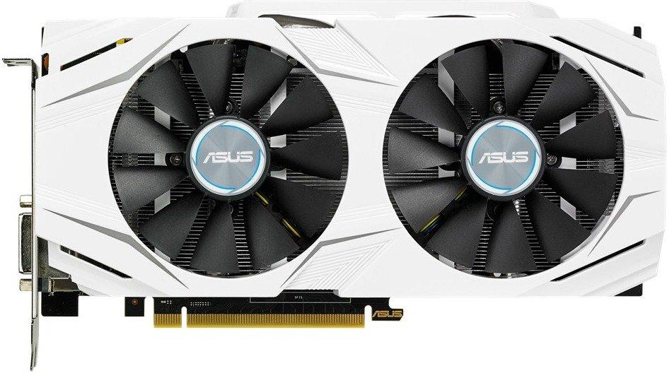 [Notebooksbilliger] Asus Dual GeForce GTX1070-O8G Gaming Grafikkarte (Nvidia, PCIe 3.0, 8GB GDDR5 Speicher, HDMI, DVI, Displayport) für 359,99€ inc. DOW3..Versandkostenfrei