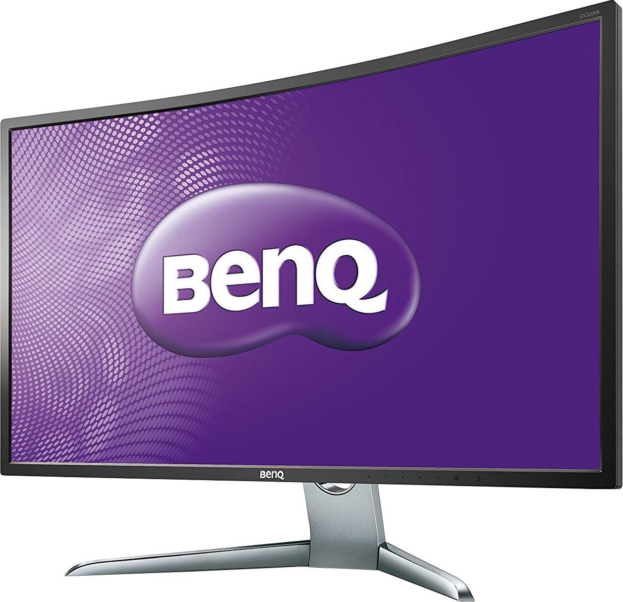 [Notebooksbilliger] BENQ EX3200R 31.5 Zoll Full-HD Monitor (1x HDMI, 1x DisplayPort 1.2, 1x mini DisplayPort Kanäle, 4 ms Reaktionszeit) ab 379,05€ Versandkostenfrei (Mit Masterpass)