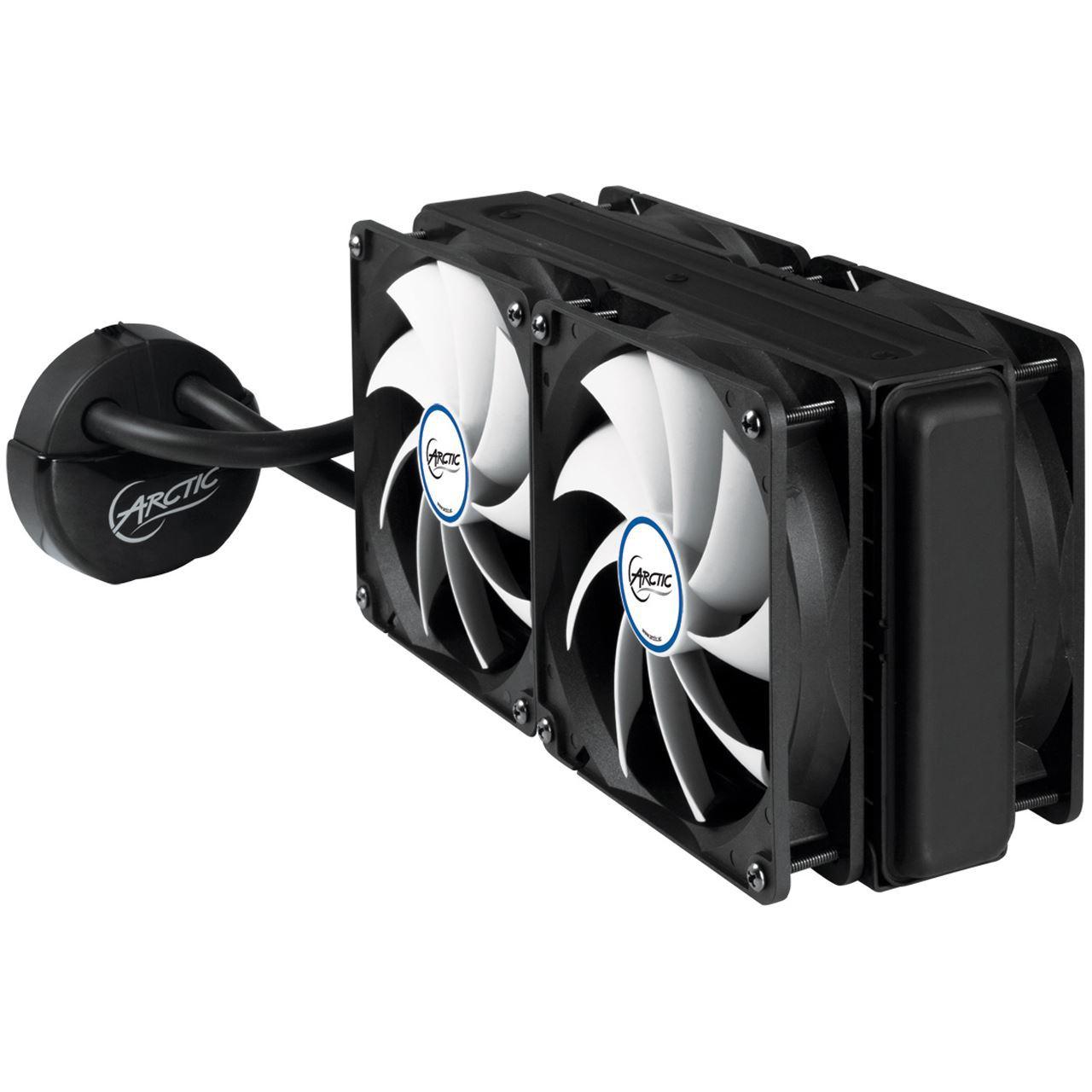 [NBB] ARCTIC Liquid Freezer 240 AiO Wasserkühlung (alle Sockel) - für 62,70€ statt 70,65€ mit Masterpass