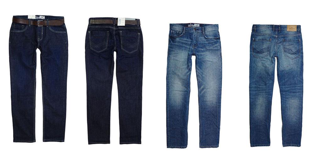 eBay WOW: Tom Tailor Josh Regular Slim Herren Jeans 2 Modelle zu 32,99€, VSK-frei