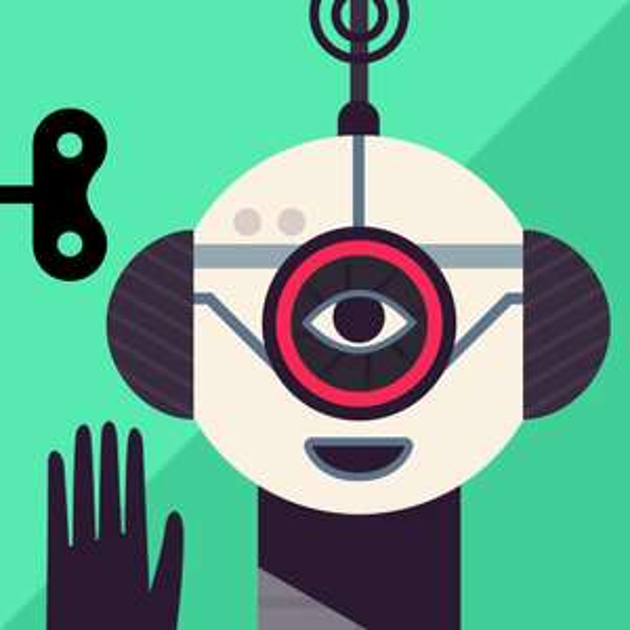 App: Die Roboter-Fabrik von Tinybop gratis für [iOS]