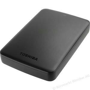 "Toshiba 3TB 2,5"" Festplatte ""Canvio Basic"""
