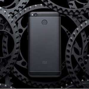 Xiaomi Redmi 4X 4G Smartphone  -  GLOBAL VERSION 3GB RAM 32GB ROM BLACK [Gearbest] -> mit BAND 20