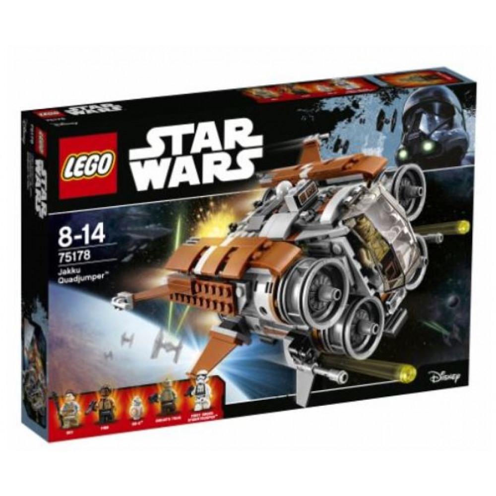 LEGO 75178 Jakku Quadjumper bei Müller