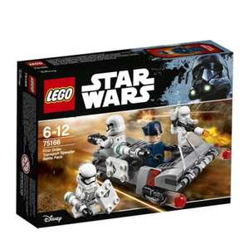LEGO STAR WARS 75166 & 75167 Battlepacks