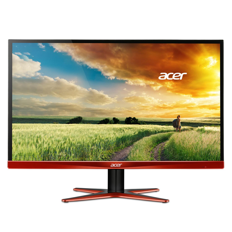 Acer XG270HUAomidpx - 69 cm 27 Zoll WQHD matt, LED, AMD FreeSync, 1 ms, Lautsprecher, DVI, HDMI, DisplayPort für 269€ (NBB)