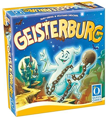 """Queen Games - """"Geisterburg"""" für nur 11,58 EUR"""