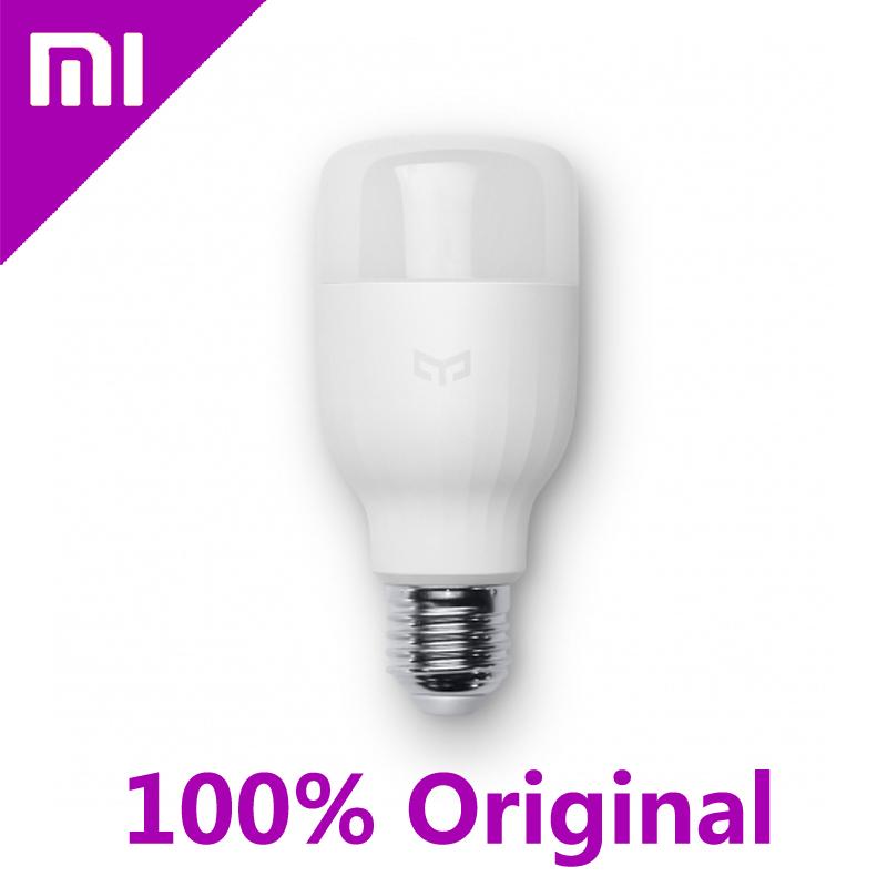 Xiaomi Yeelight White Smartlight E27 für 8,89€ (Gearbest)