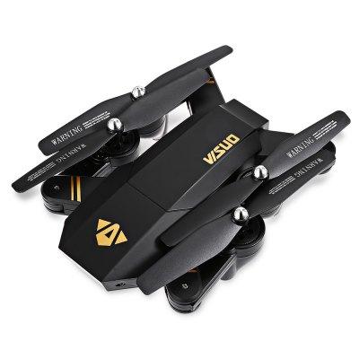 TIANQU XS809W - Faltbarer Quadcopter mit FPV Kamera