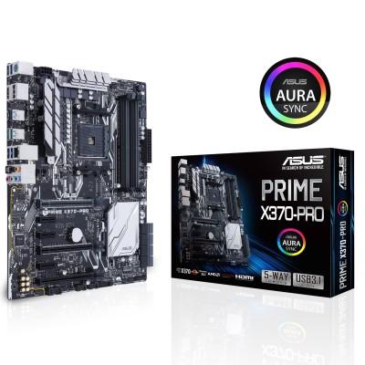 ASUS PRIME X370-PRO Gaming Mainboard Sockel AM4 für Ryzen bei [Notebooksbilliger]