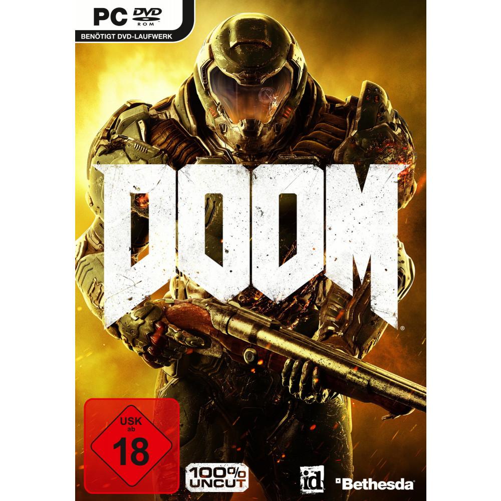 Doom (PC Retail) für 7,99€ (Müller)