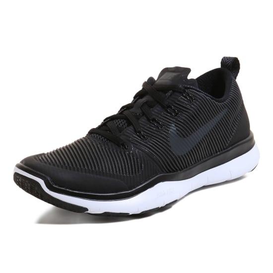 Nike FREE TRAIN VERSATILITY Gr. 42 schwarz-weiß