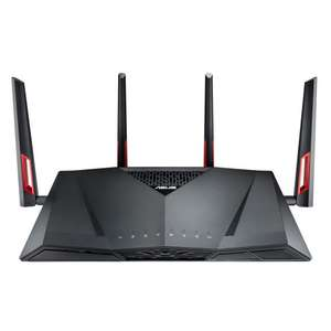 ASUS RT-AC88U Dualband Wireless-AC3100 Gigabit-Router bei Notesbookbilliger