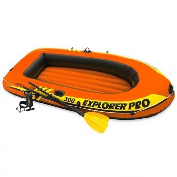 Schlauchboot Intex Explorer Pro 300 Set für die heißen Tage auf´m See @Schlauchboot Plaza