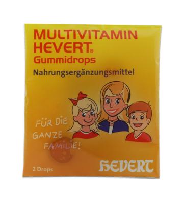 Gratisprobe Multivitamin Hevert Gummidrops