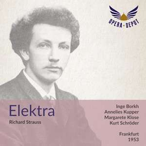 [Opera Depot] Elektra von Richard Strauss als Gratis-Download