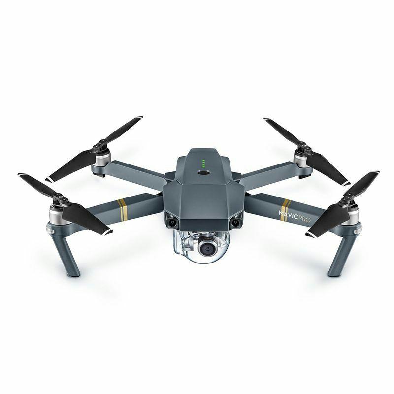 DJI Mavic Pro Quadrocopter  für 999€ (pvg.1114€)  ca. 10% Ersparnis